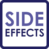 side effects large text