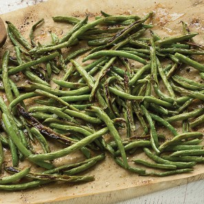 Maple green beans